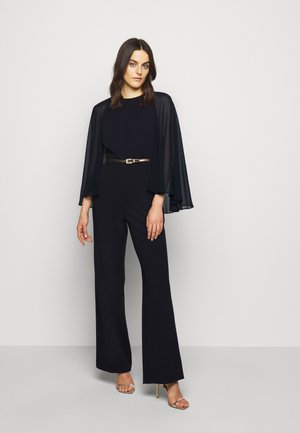 LUXE TECH JUMPSUIT - Overal - lighthouse navy