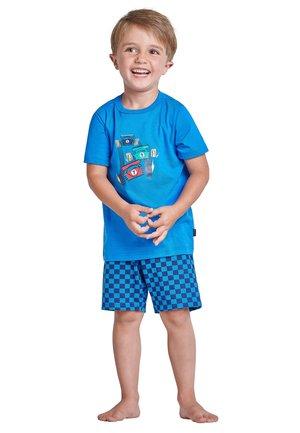 SET - Pyjama - blau