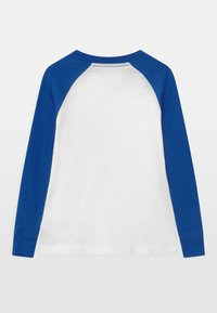 Nike Sportswear - SPLIT RAGLAN - Camiseta de manga larga - white/game royal - 1