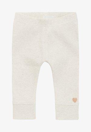 Leggings - Trousers - off white