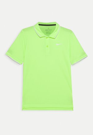 Sports shirt - ghost green/white