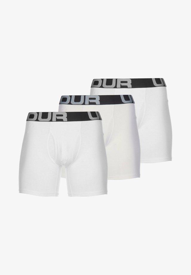 3ER PACK - Culotte - white