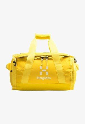 LAVA - Sports bag - sulphur yellow
