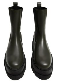 Violeta by Mango - MANY-I - Ankle boots - dunkelgrün - 2
