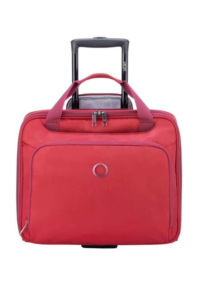 ESPLANADE 2-ROLLEN  - Wheeled suitcase - red