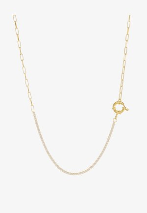 MIRAGE NECKLACE - Collana - gold-coloured