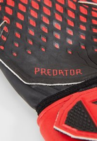 adidas Performance - Brankářské rukavice - black/actred - 4
