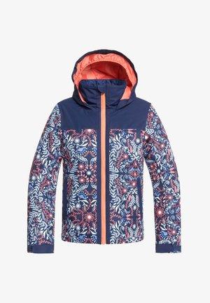 DELSKI GIRL  - Snowboard jacket - dark blue