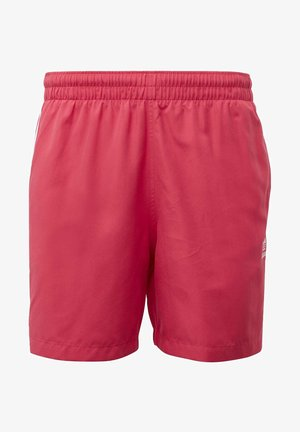 3-STRIPES SWIM SHORTS - Shorts - pink