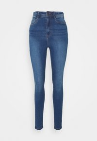 Noisy May Tall - NMAGNES  - Jeans Skinny Fit - medium blue denim - 0