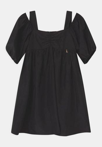 ABITO TAFFETAS - Koktejlové šaty/ šaty na párty - black