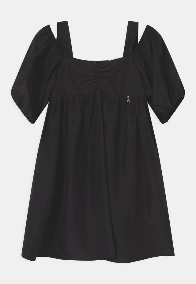 ABITO TAFFETAS - Cocktail dress / Party dress - black