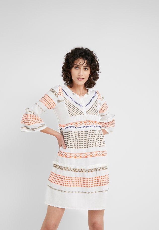 JADIS - Day dress - coral