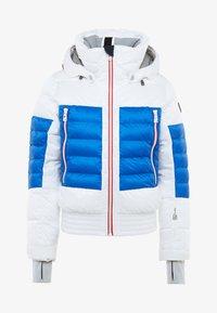 Toni Sailer - MURIEL - Skijacke - white/red/blue - 7