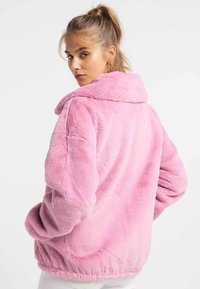 myMo - Winter jacket - rose - 2