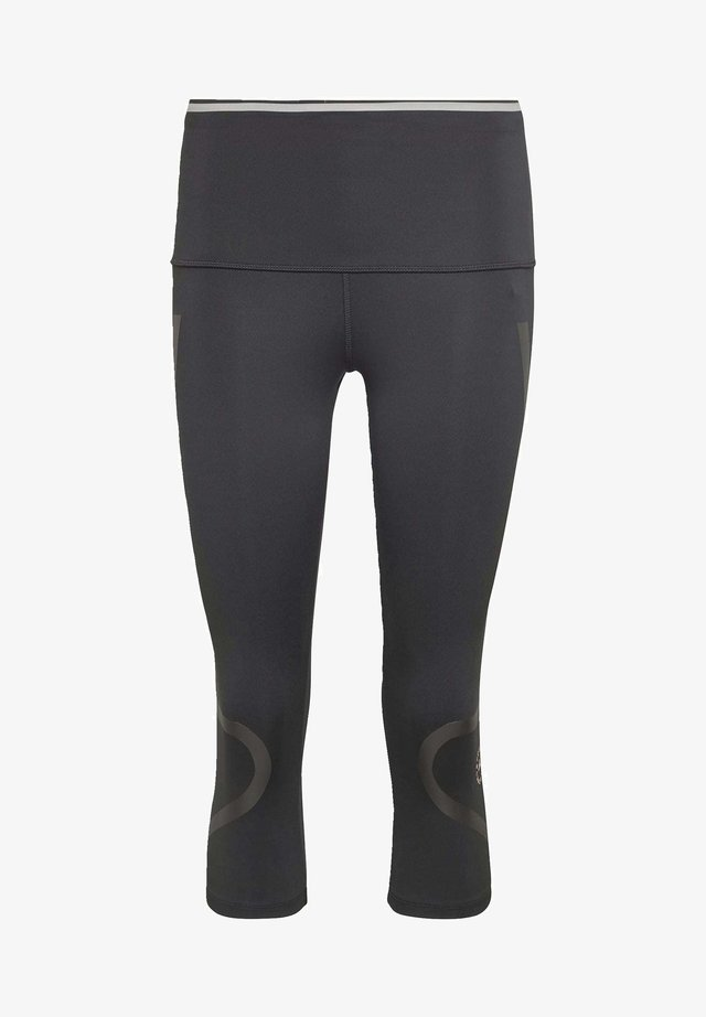 AEROREADY PRIMEBLUE CAPRI 3/4 TIGHT - Collant - black