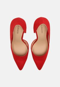 Even&Odd - Zapatos altos - red - 5