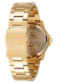 Swiss Military Hanowa - SWISS RECRUIT II - Watch - gold-coloured/black - 2
