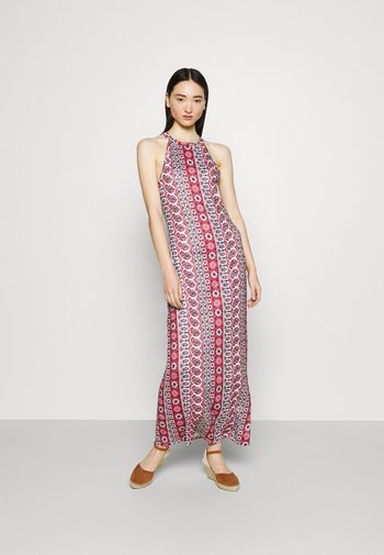 VISAILY FESTIVAL MEDI DRESS - Maxi dress - racing red/red