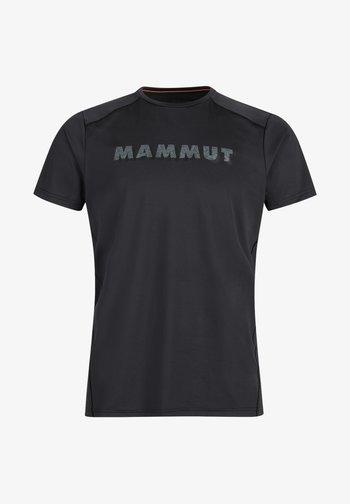 SPLIDE - Print T-shirt - black