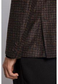 BOSS - Suit jacket - dark brown - 4