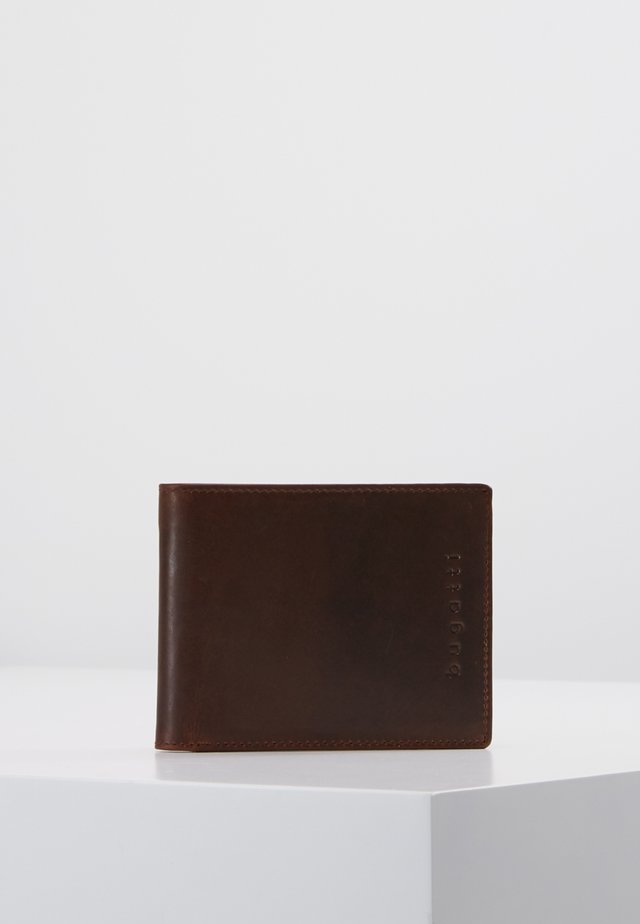 COIN WALLET SIMPLE - Portemonnee - brown