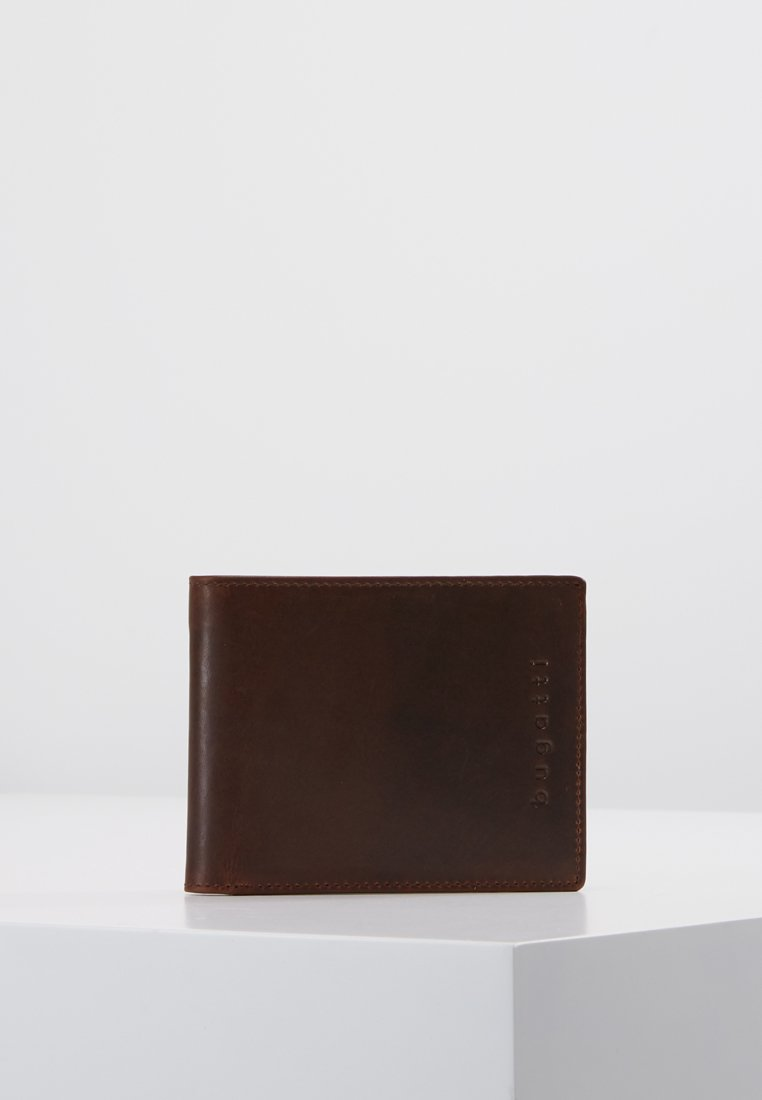 Bugatti - COIN WALLET SIMPLE - Wallet - brown