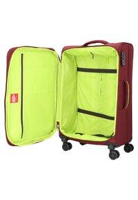 Hardware - 3 SETS - Luggage set - bordeaux - 4
