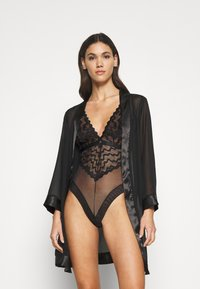 Boux Avenue - DINAH BODY  - Pyjama - black - 1