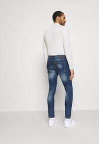 Kings Will Dream - KERSLEY - Slim fit jeans - blue denim - 2