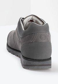 Mammut - ALVRA - Hiking shoes - titanium/dark titanium - 3