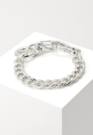 SECTION CHAIN BRACELET - Bracelet - silver-coloured