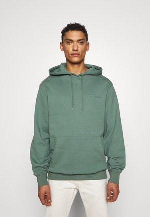 CASUAL HOODIE - Sweatshirt - dusty green
