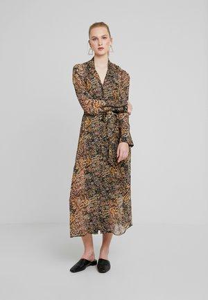 ELOISE DRESS - Shirt dress - brown