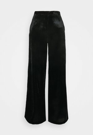 SILENE - Trousers - black