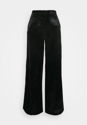 SILENE - Pantalon classique - black