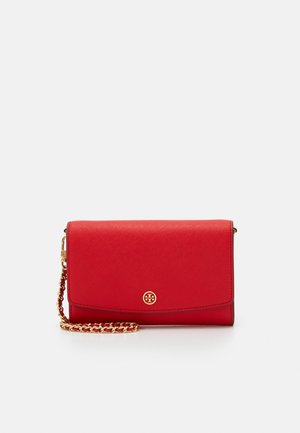 ROBINSON CHAIN WALLET - Skulderveske - brilliant red