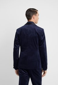 DRYKORN - Q-BELLAC - Completo - navy - 3