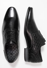 River Island - Smart lace-ups - black - 1