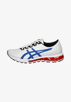 GEL-QUANTUM - Neutral running shoes - white