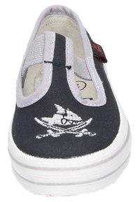 Capt'n Sharky - JONAS - Slip-ons - schwarz/grau - 2