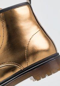 Hip - Botki sznurowane - mid brown - 2