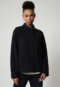Napapijri - ALIE - Denim jacket - blu marine - 0