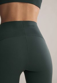 OYSHO - Leggings - dark grey - 3