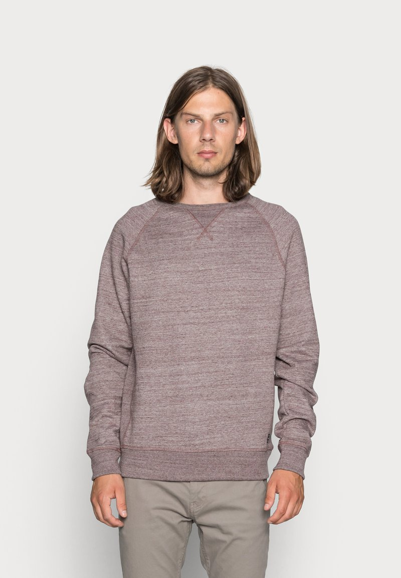 Blend - Sweater - wine red