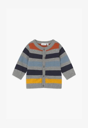 NBMNUTAT - Cardigan - grey