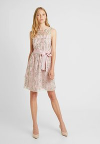 Esprit Collection - DAISY STEM - Cocktail dress / Party dress - old pink - 2