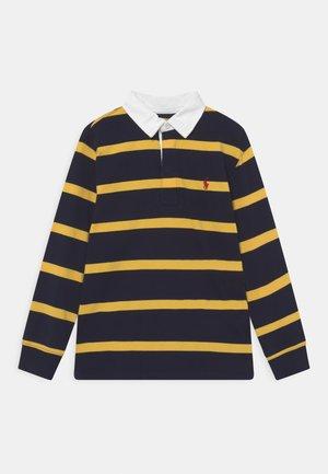 RUGBY - Poloshirts - hunter navy/arctic yellow