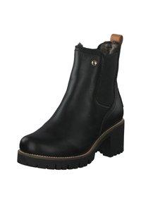 Panama Jack - Platform ankle boots - black - 2