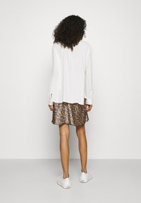 Lindex - SKIRT MEDEA SHORT - A-line skirt - black - 2